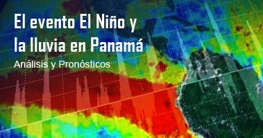 Sobre el fenómeno El Niño y sus impactos en las precipitaciones sobre Panamá en 2015