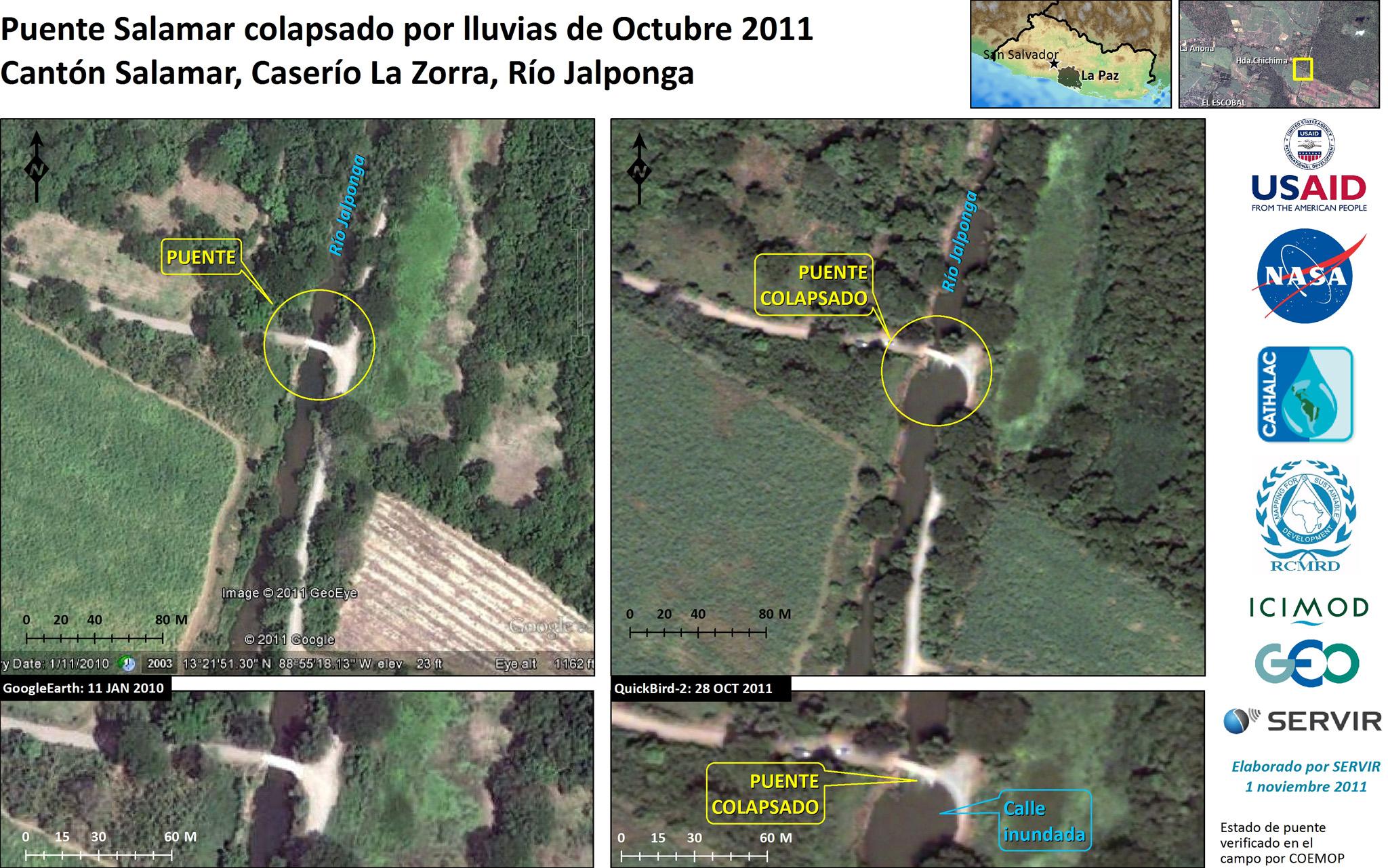 SERVIR > Data & Maps > GeoPortalMetaDataViewer